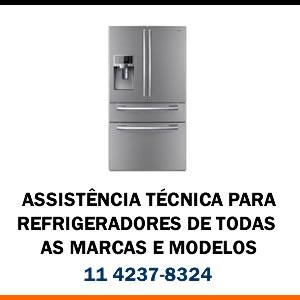 Assistência técnica Refrigerador de todas as marcas e modelos